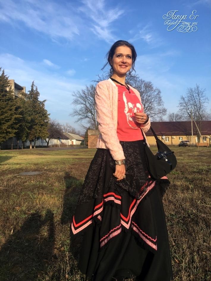 фольклорная юбка