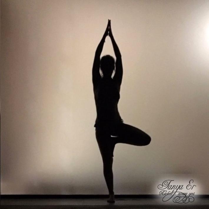 А в вашей жизни присутствует йога?